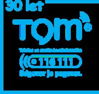 Logo tom telefon