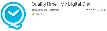 Quality time app