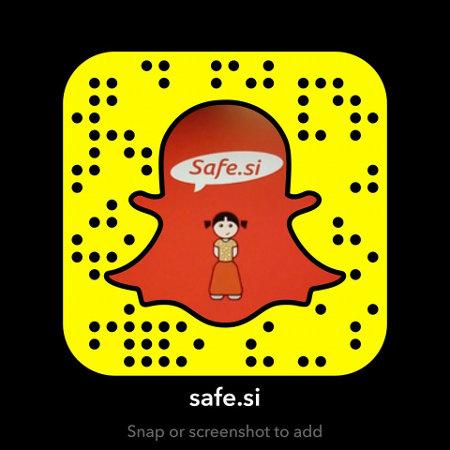 Snapchat koda