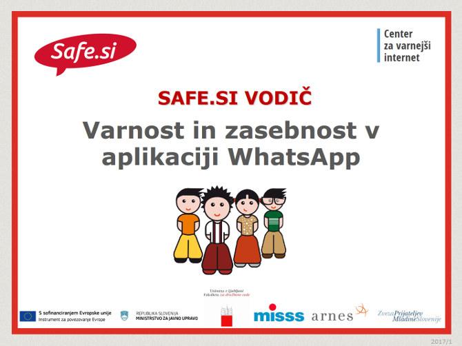 Vodič za Whatsapp