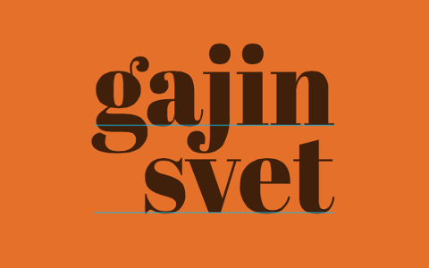 Gajin svet logo
